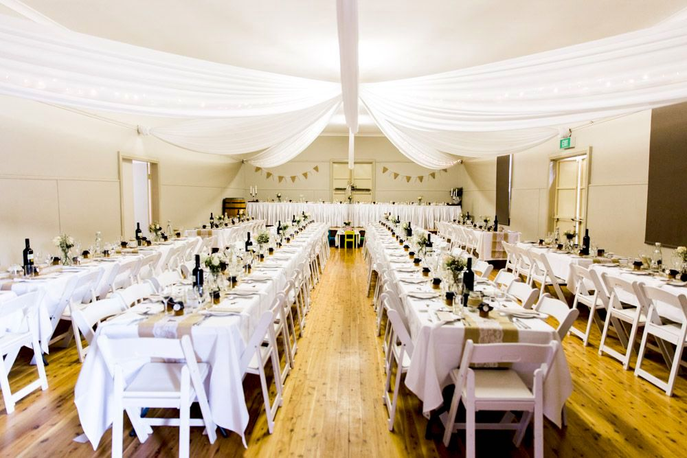 Alternate Wedding Reception Venue Dubbo Toongi Hall Toongi Hall